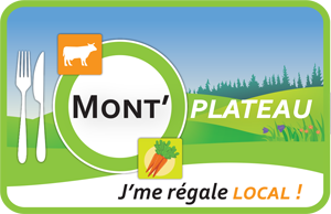 Le logo de l'association Mont'Plateau
